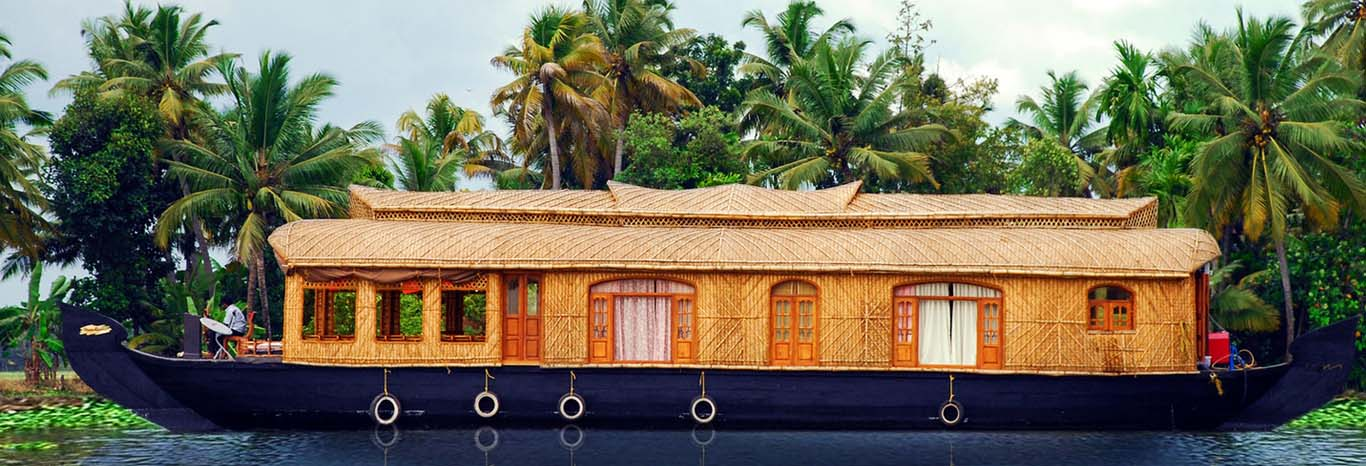 Kerala Packages from Ahmedabad